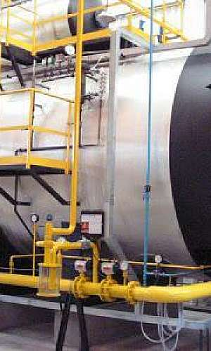 Aquecedores de Fluído Térmico para Indústria Química