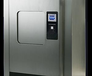 Autoclave de laboratório