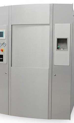 Autoclave vertical de esterilização