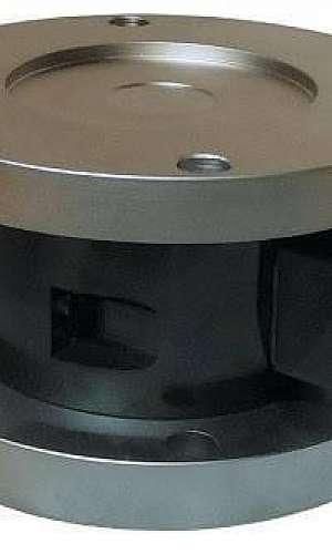 Células de carga com flange