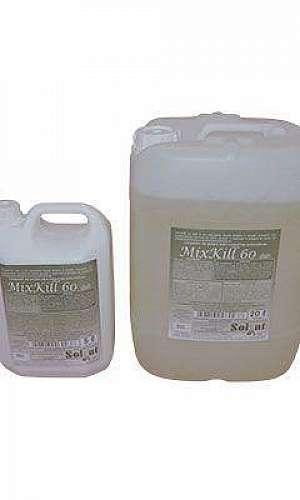 Detergente clorado para desinfecção