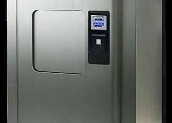 Estufa para esterilização e secagem com circulação de ar