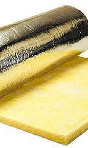 Lã de vidro preço m2
