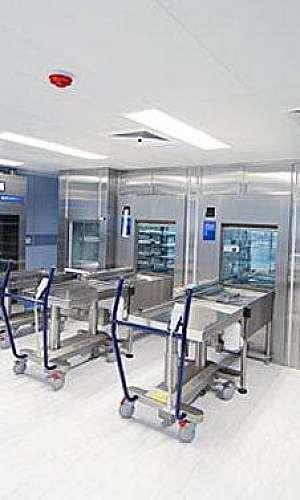Manutenção de autoclave odontológica