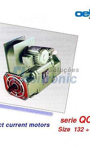 Motor de corrente contínua preço