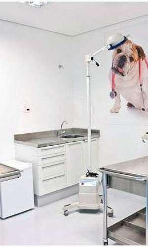 móveis para consultório veterinário