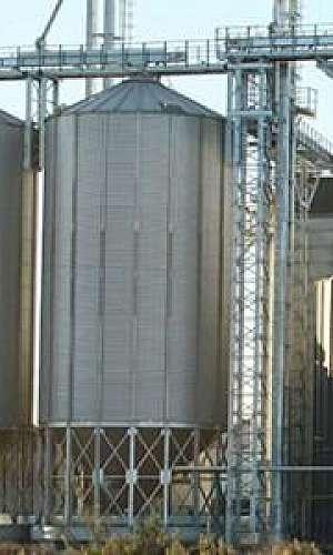 silos calibração