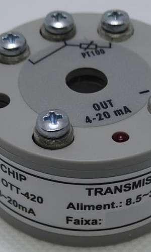 Transmissor de temperatura analógico OTT 420